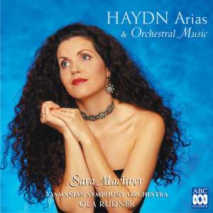 Sara Macliver, Tasmanian Symphony Orchestra, Ola Rudner Foto artis