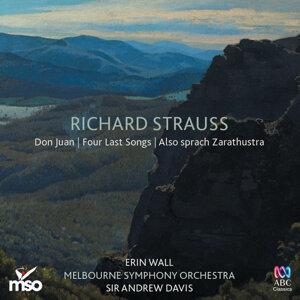 Melbourne Symphony Orchestra, Sir Andrew Davis, Erin Wall Foto artis