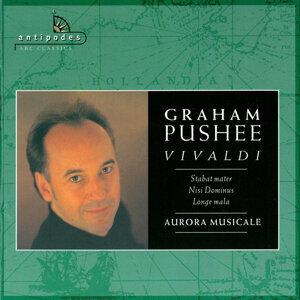 Graham Pushee, Aurora Musicale, John Liddy Foto artis