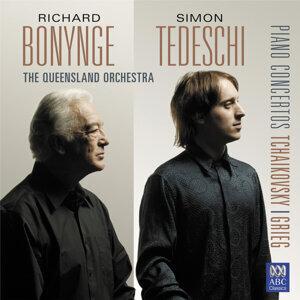 Simon Tedeschi, The Queensland Orchestra, Richard Bonynge Foto artis