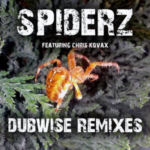 Spiderz & Chris Kovax Foto artis