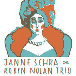 Janne Schra & Robin Nolan Trio Foto artis