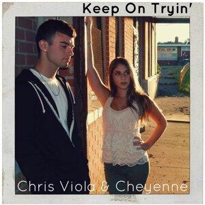 Cheyenne, Chris Viola Foto artis
