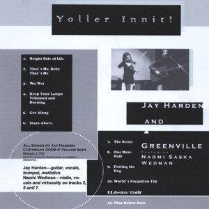 Jay Harden and Greenville Foto artis