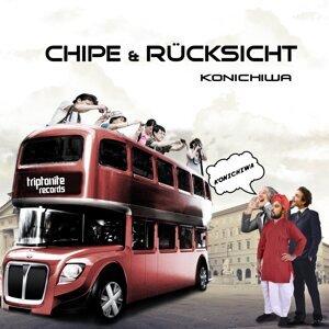 Chipe & Rücksicht Foto artis
