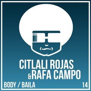 Citlali Rojas & Rafa Campo Foto artis