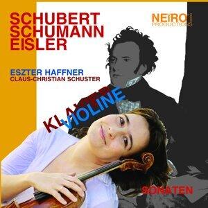 Eszter Haffner & Claus-Christian Schuster Foto artis