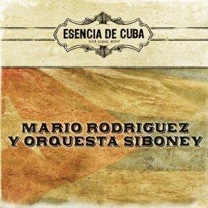 Mario Rodriguez, Orquesta Siboney Foto artis