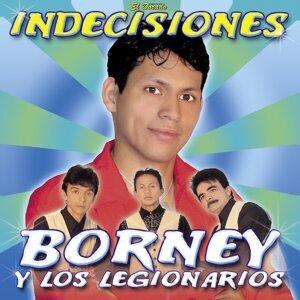 Borney y Los Legionarios Foto artis