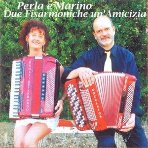 Marino Lorenzini, Perla Cangi Foto artis