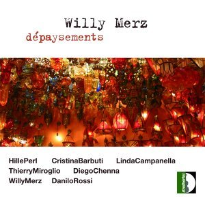 Hille Perl, Cristina Barbuti, Danilo Rossi, Willy Marz, Thierry Miroglio, Diego Chenna, Linda Campanella Foto artis