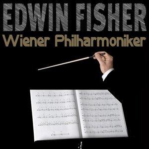 Wiener Philharmoniker, Edwin Fischer Foto artis