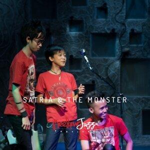 Satria & the Monster Foto artis