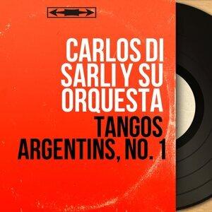 Carlos Di Sarli y Su Orquesta 歌手頭像