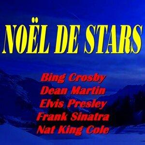 Elvis Presley, Frank Sinatra, Bing Crosby, Nat King Cole, Dean Martin Foto artis