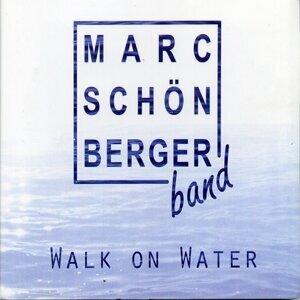 Marc Schönberger band Foto artis