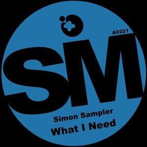 Simon Sampler Foto artis