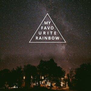 My Favourite Rainbow Foto artis