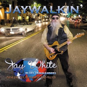 Jay White, The Blues Commanders Foto artis