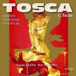 Metropolitan Opera Orchestra, Chorus of Metropolitan Opera, Fausto Cleva, Dorothy Kirsten Foto artis