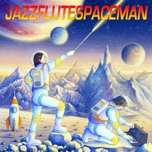Jazzflutespaceman Foto artis