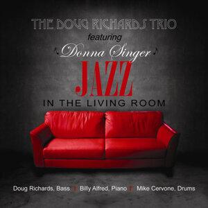 Doug Richards Trio, Donna Singer Foto artis