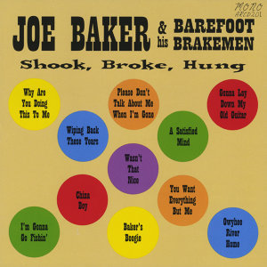 Joe Baker and his Barefoot Brakemen Foto artis