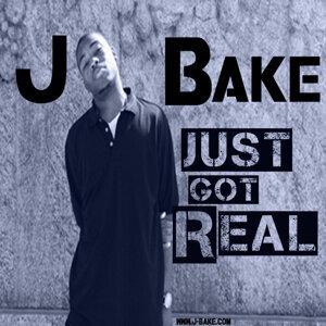 J Bake Foto artis