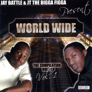 Jay Battle and Jt the Bigga Figga Foto artis