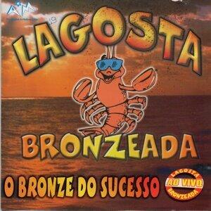 Lagosta Bronzeada Foto artis
