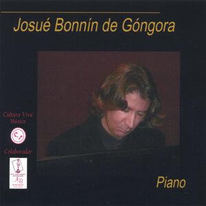 Josue Bonnin de Gongora, piano Foto artis