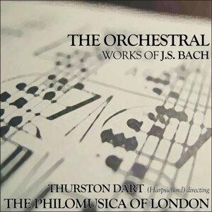 Philomusica of London and Thurston Dart 歌手頭像