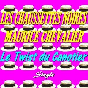 Les Chaussettes Noires, Maurice Chevalier Foto artis