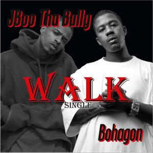 Jboo Tha Bully and Bohagon Foto artis