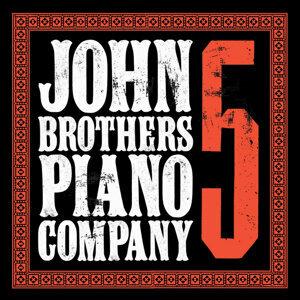 The John Brothers Piano Company Foto artis