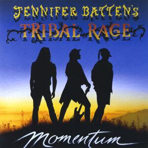 Jennifer Batten's Tribal Rage Foto artis