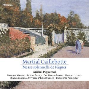 Orchestre Pasdeloup, Michel Piquemal, Choeur régional Vittoria d'Île-de-France Foto artis