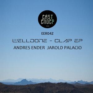 Jarold Palacio, Andres Ender Foto artis