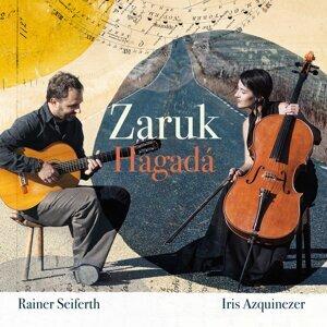 Zaruk, Iris Azquinezer, Rainer Seiferth Foto artis
