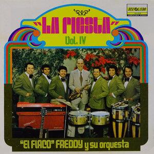 """""""El Flaco"""" Freddy y Su Orquesta Foto artis"""