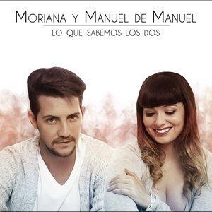 Moriana y Manuel de Manuel Foto artis