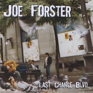 Joe Forster Foto artis