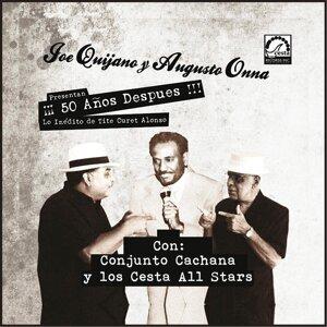 Joe Quijano, Augusto Onna Foto artis