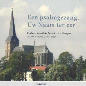 Samenzangkoor Bovenkerk Kampen, Jan Quintus Zwart, Willem Hendrik Zwart Foto artis