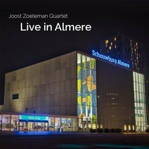 Joost Zoeteman Quartet Foto artis