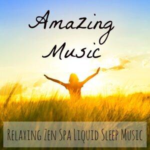 Relaxing Music Club 01 & Liquid Sleep Music Club & Zen Spa Music Relaxation Gamma Foto artis