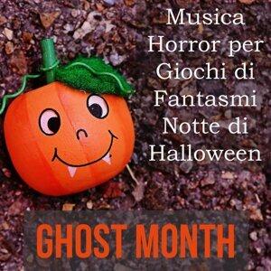 Dark Music Specialist & Halloween Background Sounds & Halloween Trance Party Foto artis