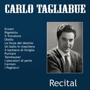 Carlo Tagliabue, Orchestra del Teatro alla Scala, Armando La Rosa Parodi Foto artis