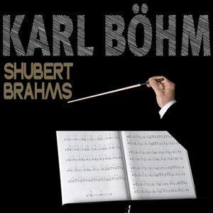 The Vienna Philharmonic Orchestra, Karl Böhm Foto artis