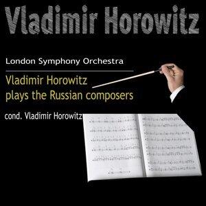 Vladimir Horowitz, London Symphony Orchestra Foto artis
